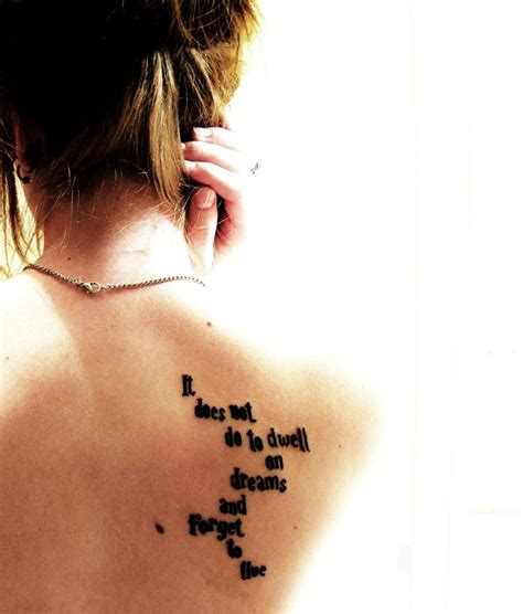 cosgeek gallery  harry potter quote tattoos