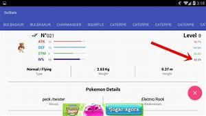 Pokemon Iv Berechnen : gostats aplicativo permite calcular ivs e melhores evolu es de pok mon go mobile gamer ~ Themetempest.com Abrechnung
