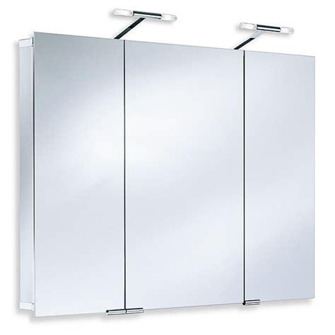 Spiegelschrank Hersteller hsk alu spiegelschrank asp 300 105 cm tiefenreduziert mit