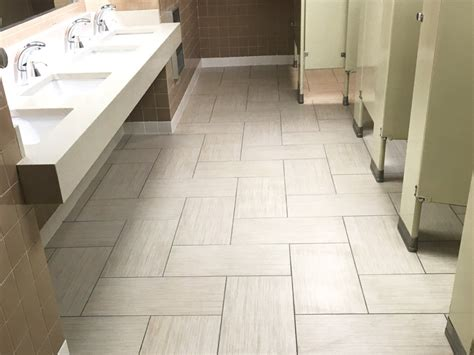 How To Layout Wood Plank Tile