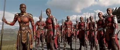 African Warrior Warriors Female Amazons Dora Panther