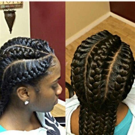 goddess braids hair braided hairstyles hair styles