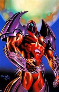 Onslaught (Marvel VS Capcom)