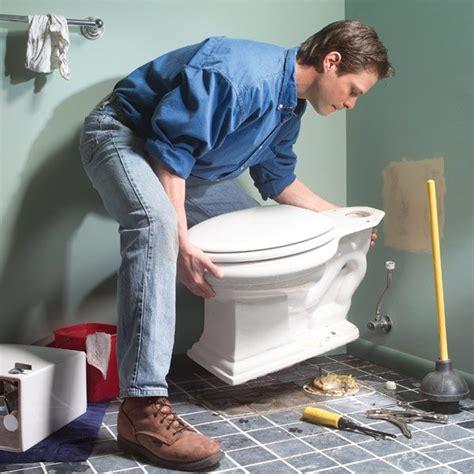 repair  leaking toilet  family handyman