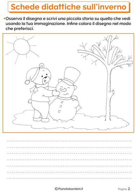 schede pregrafismo da stare scuola primaria schede didattiche sull inverno per la scuola primaria