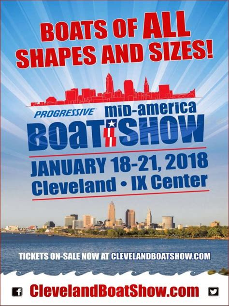 Boat Show Cleveland 2017 by Vics Boats Home Ranger Starcraft Starweld Boats
