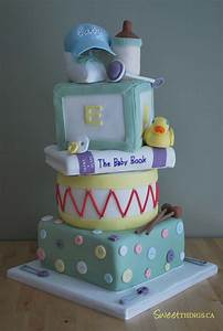 Baby Shower Cakes: Baby Shower Cakes In Toronto