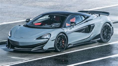 Top Gear 4 Door Supercars by The 2019 Mclaren 600lt Is The Spitting Mad Max