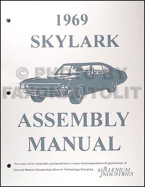 Buick Wiring Diagram Manual Reprint Gran Sport