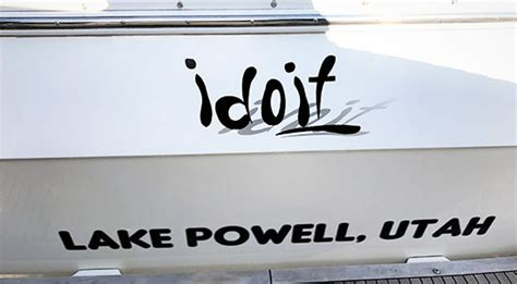 do it yourself lettering boat lettering custom vinyl lettering do it yourself 32813