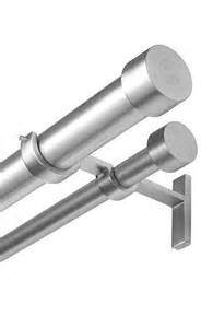 double curtain rods double curtains and curtain rods on