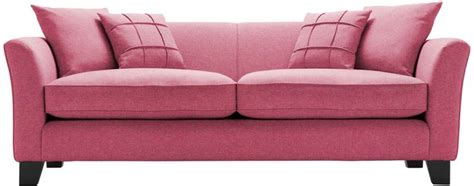 pink loveseats bright coloured sofas sofasofa