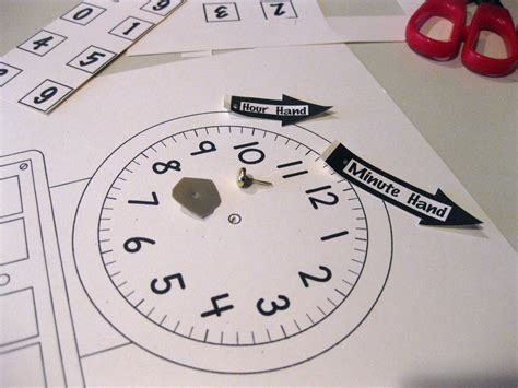 Clock Four The Terrific Task Of Teaching Kids How To Tell Time
