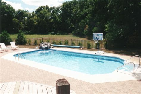 grecian pool pictures inground pools renovations poolside pros