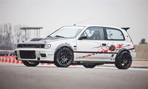 Nissan Pulsar GTI-R with a RB26 and R32 Drivetrain ...