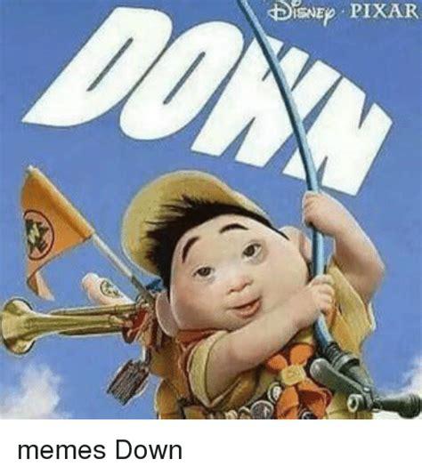 Pixar Meme - disep pixar memes down meme on me me