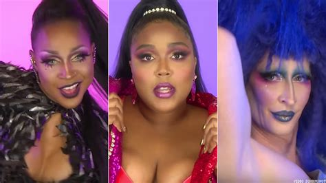 The hottest music videos from today's biggest artists. Lizzo Just Dropped a Music Video with All Your Favorite Drag Queens