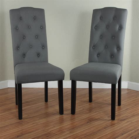 dhi wingback upholstered dining chair