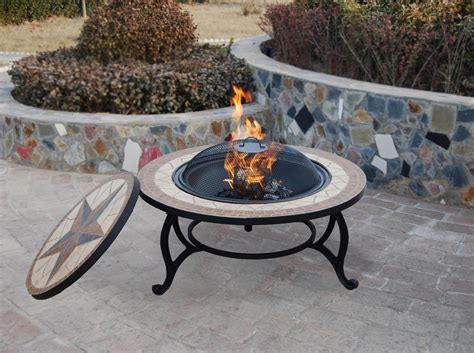 Outdoor Fire Pit Table Uk » Backyard And Yard Design For