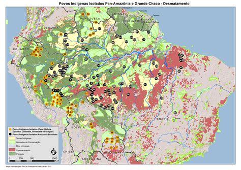 LOS PUEBLOS INDÍGENAS AISLADOS DE LA AMAZONÍA: LOS MÁS VULNERABLES