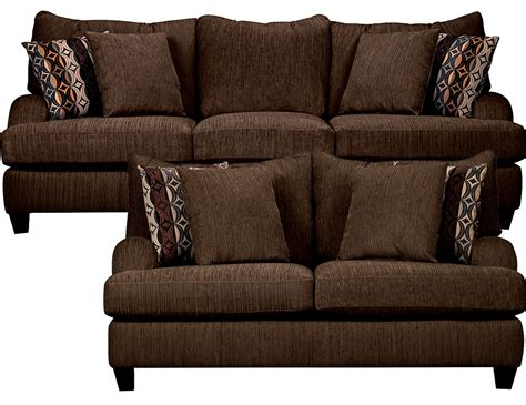 Chenille Loveseat by Finance Living Room Packages Sofa Loveseat Chair Sets