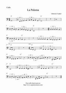 free printable cello sheet music - Video Search Engine at ...