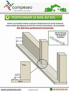 Fondation Pour Portail Coulissant : fondation pour portail battant latest pour portail ~ Dailycaller-alerts.com Idées de Décoration