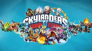 My Own Skylanders Trap Team Wallpaper - YouTube