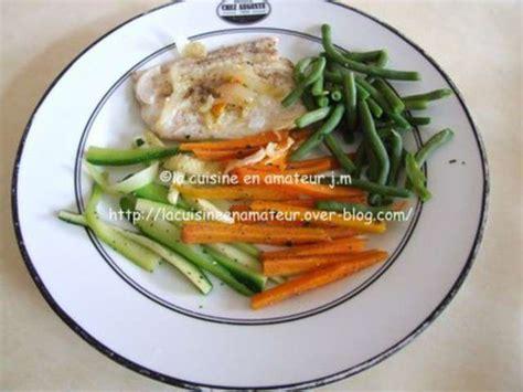 vapeur cuisine recettes de cabillaud et cuisine à la vapeur