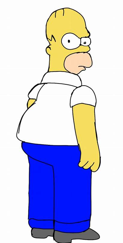 Homero Meme Haciendo Drama Indignado