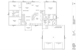 walkout basement floor plans floor plan ideas