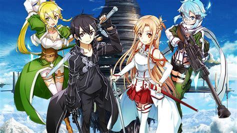 Game Anime Jepang Offline Sword Art Online Memory Defrag Coming West Gematsu