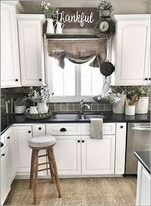 110, New, Ideas, For, Decorating, Above, Your, Kitchen, Cabinets