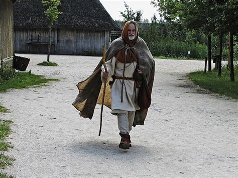 Would You Take A Medieval Journey? Man Recreates