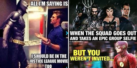 Justice League Meme - 22 justice league memes for fans of both sides of the comic universe