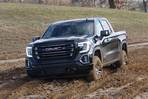 The New Gmc Sierra At4 Is A Nice Drive But Lacks