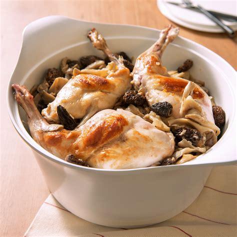 cuisine et vin de recette cuisses de lapin na au vin jaune safrané fricassée de