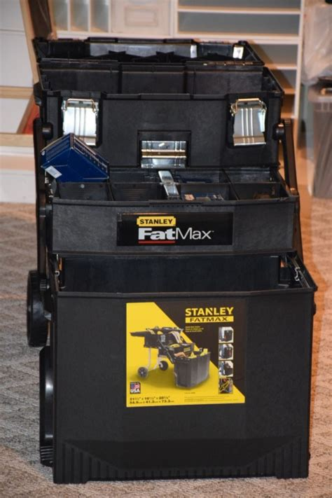 stanley fatmax mobile work station model  tool