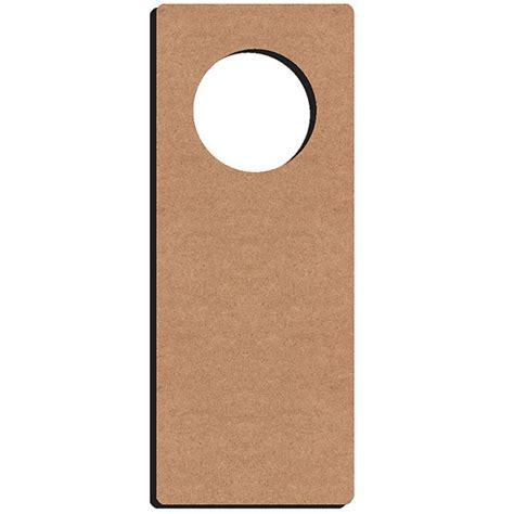 gomille plaque poign 233 e de porte en bois 28x11 cm