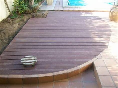 confection d une terrasse en bois 224 rochefort le paradis vert 17