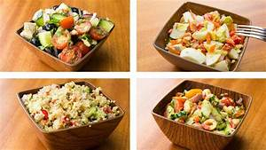 4 Healthy Salad Recipes For Weight Loss | Easy Salad ...  Healthy