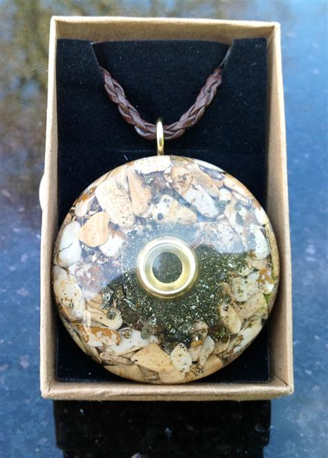 Orgone Pendant Collection powerful orgone pendant picture jasper orgone eire