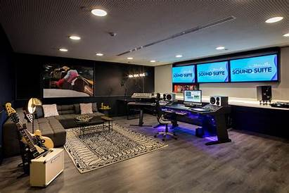 Suite Barcelona Studio Sound Recording Radio Hotels