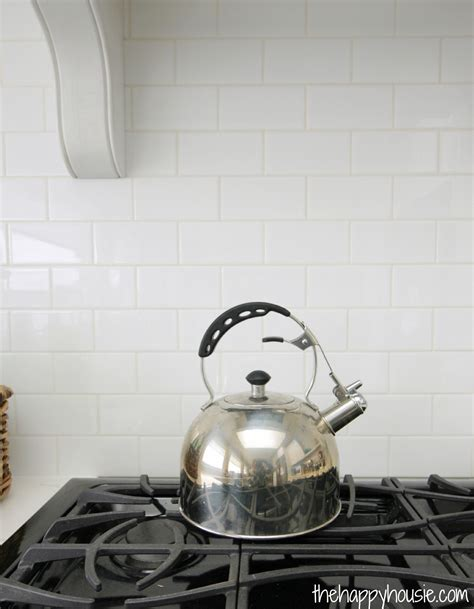 installing backsplash kitchen five tips from a pro for installing classic white subway 1884