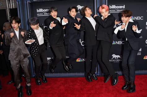 BTS remporte 2 récompenses aux BBMAs 2019 — BTS ARMY FRANCE