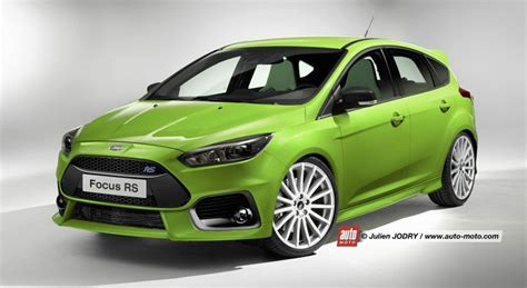 Future Ford Focus Rs