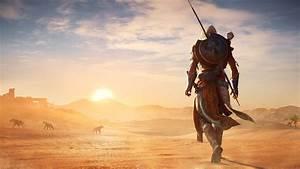 Assassin's Creed Origins Wallpaper HD