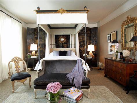 Antiques Inspire Master Bedroom