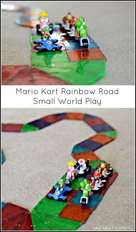 mario kart rainbow road small world play ideas for 508 | 2ba22b9b965294e84a4172b0157cbc66