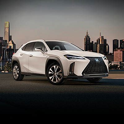 introducing    lexus ux lexuscom